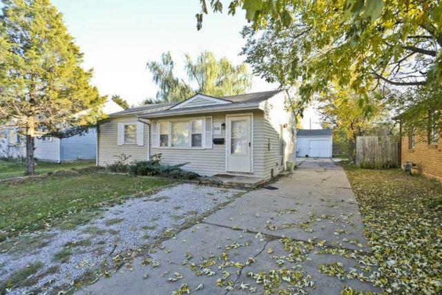 2121 W Mccormick St, Wichita, KS 67213 (MLS #544368) :: Select Homes - Team Real Estate