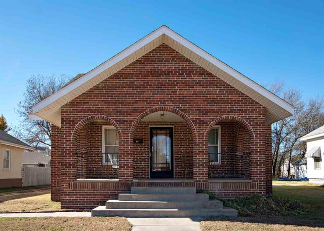 417 N Douglas, Kingman, KS 67068 (MLS #544373) :: Better Homes and Gardens Real Estate Alliance