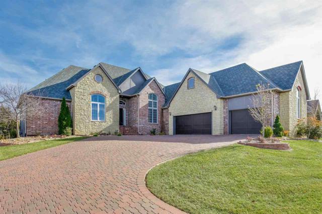 9362 E Wilson Estates Ct, Wichita, KS 67206 (MLS #544428) :: On The Move
