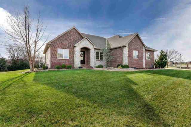 1809 E Elk Ridge Ave, Goddard, KS 67052 (MLS #544458) :: Better Homes and Gardens Real Estate Alliance