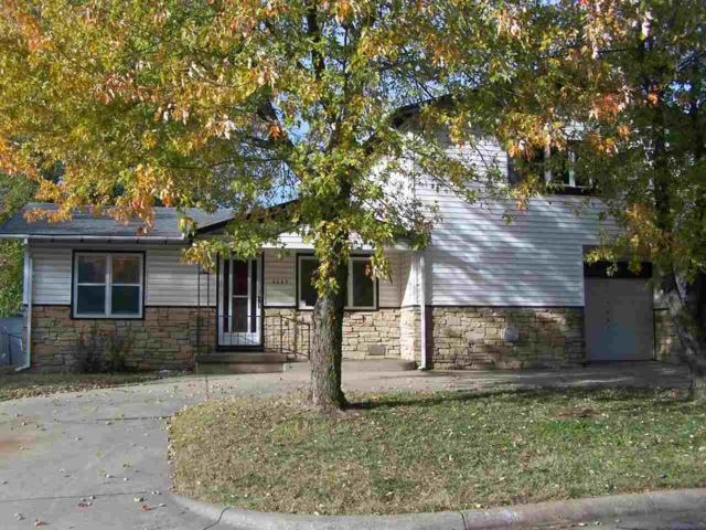 6643 N Randall Dr, Park City, KS 67219 (MLS #544463) :: Better Homes and Gardens Real Estate Alliance