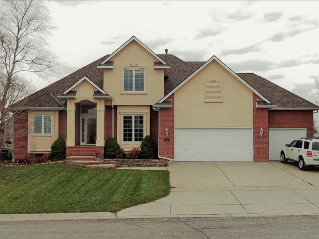 7827 E Mulberry Cir, Wichita, KS 67226 (MLS #544491) :: Better Homes and Gardens Real Estate Alliance
