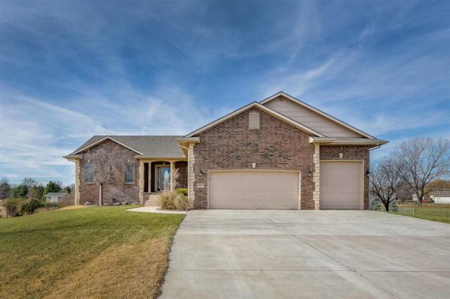 8439 S Ash Cir, Haysville, KS 67060 (MLS #544505) :: Better Homes and Gardens Real Estate Alliance