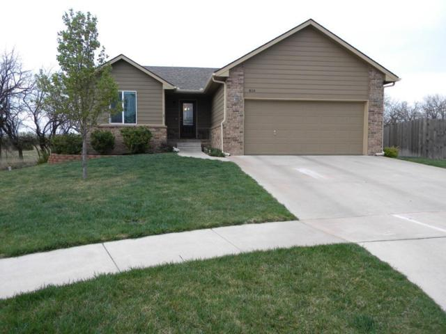 828 E Winding Lane Ct, Derby, KS 67037 (MLS #544518) :: Better Homes and Gardens Real Estate Alliance