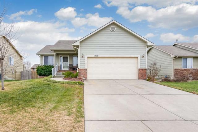 1519 E Cedar Tree, Park City, KS 67219 (MLS #544531) :: Better Homes and Gardens Real Estate Alliance