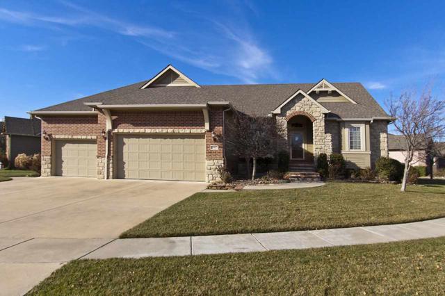 907 N Beau Jardin, Derby, KS 67037 (MLS #544534) :: Better Homes and Gardens Real Estate Alliance
