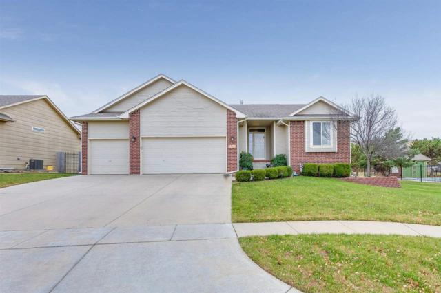 1707 E Pine Grove Ct, Derby, KS 67037 (MLS #544606) :: Select Homes - Team Real Estate