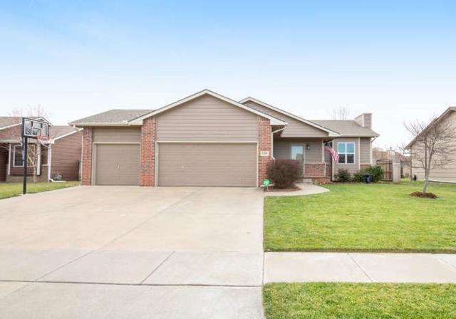 2305 E Spring Hill, Goddard, KS 67052 (MLS #544632) :: Better Homes and Gardens Real Estate Alliance