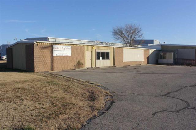 401 E Industrial, Goddard, KS 67052 (MLS #544634) :: Better Homes and Gardens Real Estate Alliance