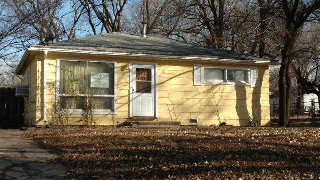 6596 N Kingman, Park City, KS 67219 (MLS #544665) :: Better Homes and Gardens Real Estate Alliance