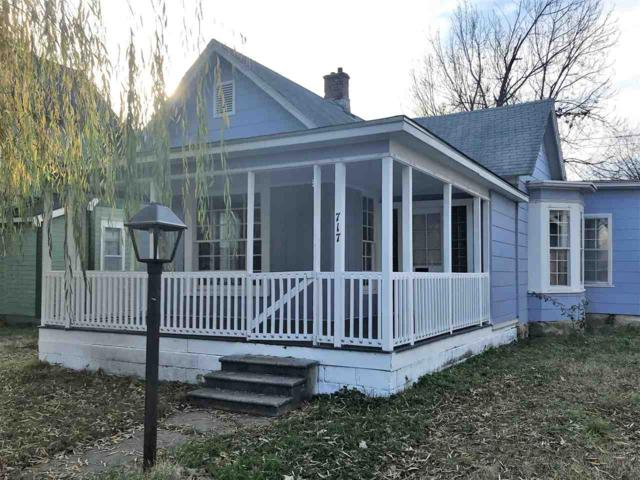 717 S A St, Arkansas City, KS 67005 (MLS #544667) :: Better Homes and Gardens Real Estate Alliance