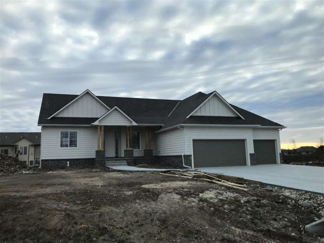 3518 N Deer Ridge, Rose Hill, KS 67133 (MLS #544680) :: On The Move