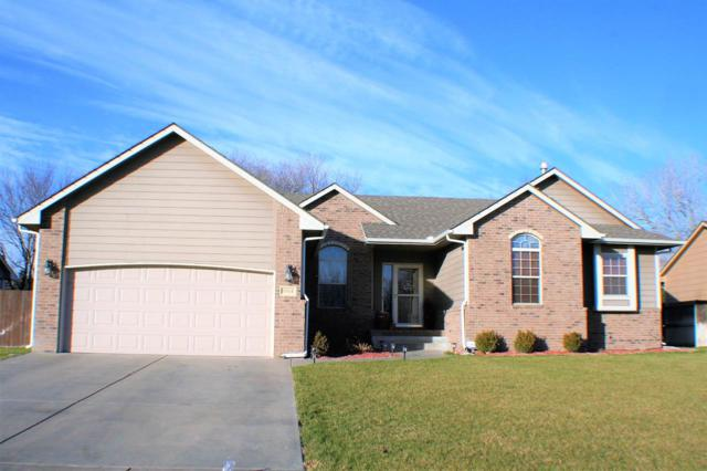 1014 N Mccaskey Dr, Rose Hill, KS 67133 (MLS #544690) :: On The Move