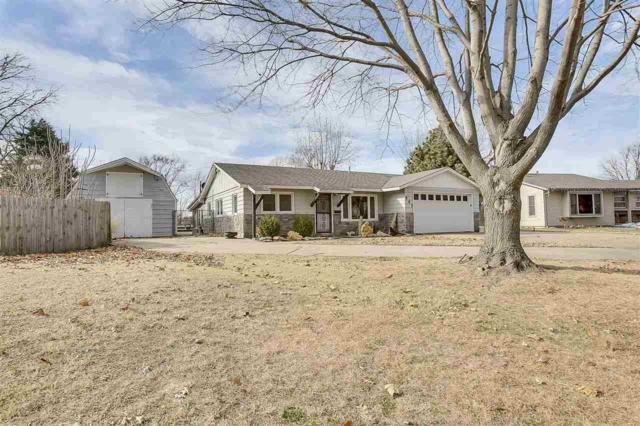 541 S Wire Ave, Haysville, KS 67060 (MLS #544691) :: Better Homes and Gardens Real Estate Alliance