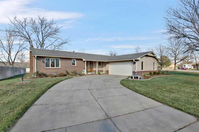 6920 E Kentford Cir, Wichita, KS 67226 (MLS #544747) :: Glaves Realty