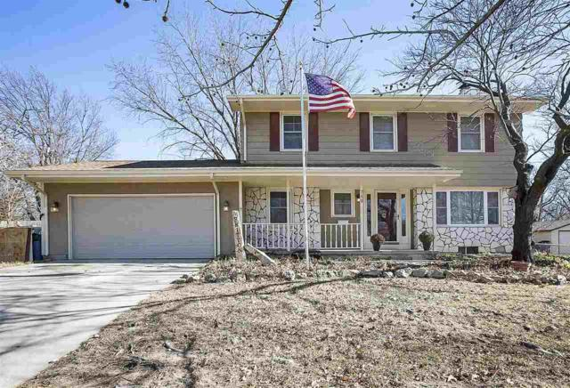 740 N Woodlawn Blvd, Derby, KS 67037 (MLS #544748) :: Better Homes and Gardens Real Estate Alliance