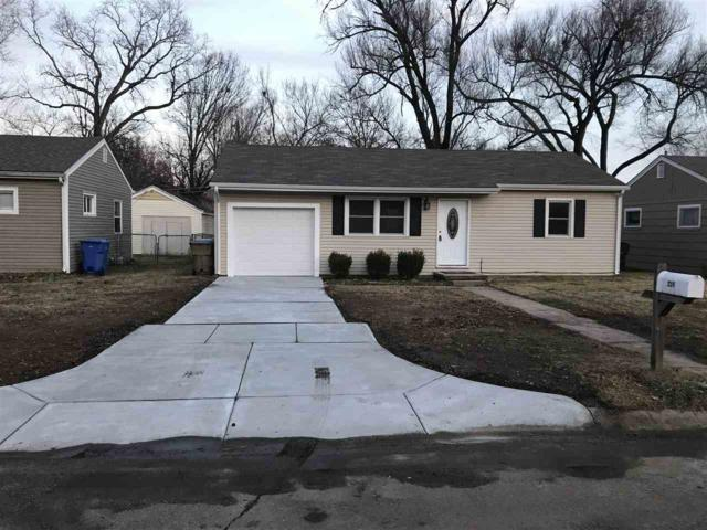 224 S Lamar Ave, Haysville, KS 67060 (MLS #544757) :: Better Homes and Gardens Real Estate Alliance