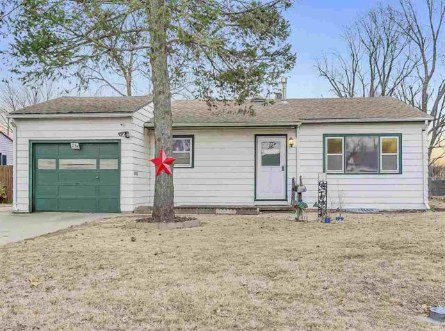 238 S Wire, Haysville, KS 67060 (MLS #544797) :: Better Homes and Gardens Real Estate Alliance