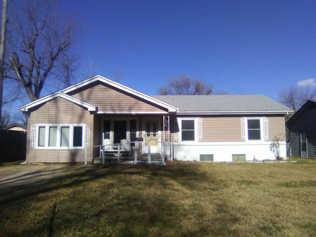 440 W 4th, Haysville, KS 67060 (MLS #544798) :: Better Homes and Gardens Real Estate Alliance