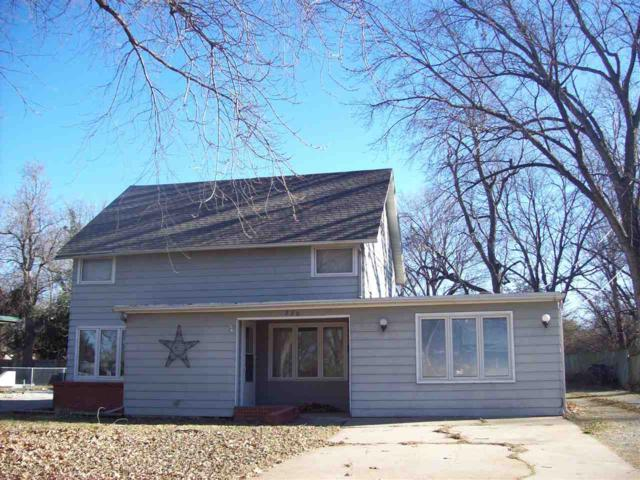 220 Santa Fe, Halstead, KS 67056 (MLS #544801) :: On The Move