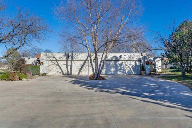 33 E Via Verde St, Wichita, KS 67230 (MLS #544802) :: Better Homes and Gardens Real Estate Alliance