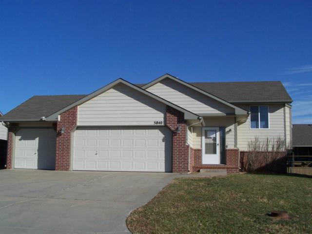 5840 N Kerman St, Park City, KS 67219 (MLS #544803) :: Better Homes and Gardens Real Estate Alliance