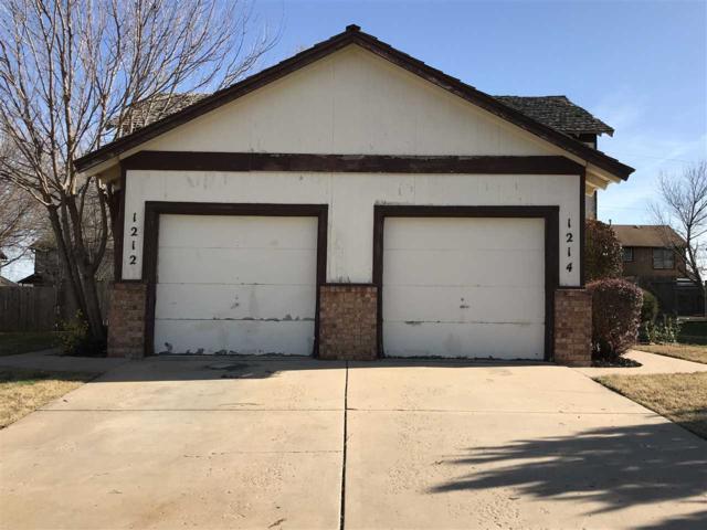 1212 S Doreen St 1214 S Doreen S, Wichita, KS 67207 (MLS #544834) :: Select Homes - Team Real Estate