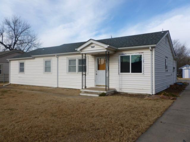 1610 E 8th, Newton, KS 67114 (MLS #544857) :: Select Homes - Team Real Estate