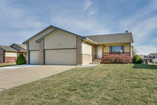 2134 Saint Andrew Ct, Goddard, KS 67052 (MLS #544865) :: Better Homes and Gardens Real Estate Alliance