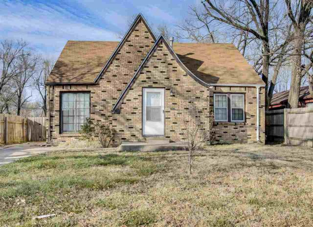1941 S Hiram, Wichita, KS 67213 (MLS #544895) :: Better Homes and Gardens Real Estate Alliance
