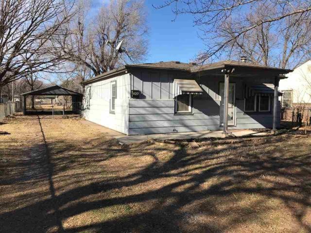 427 N Tracy St, Wichita, KS 67212 (MLS #544898) :: Better Homes and Gardens Real Estate Alliance
