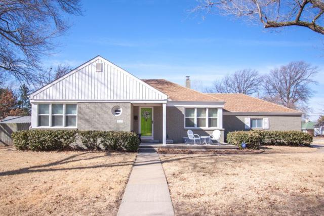 323 N Pinecrest St, Wichita, KS 67208 (MLS #544909) :: Select Homes - Team Real Estate