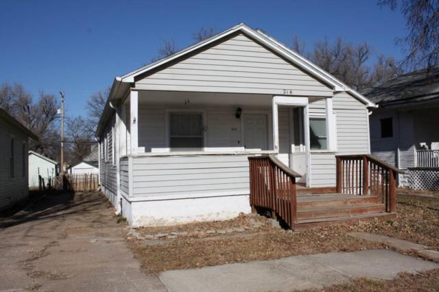 214 E 7th Ave, Hutchinson, KS 67501 (MLS #544920) :: Better Homes and Gardens Real Estate Alliance