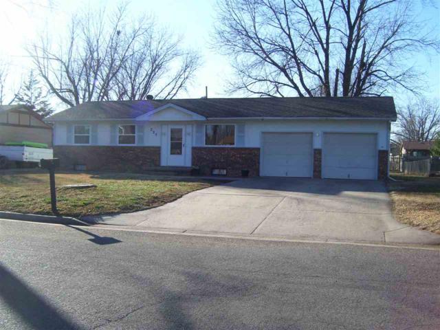 225 N Jane St, Haysville, KS 67060 (MLS #544922) :: Select Homes - Team Real Estate