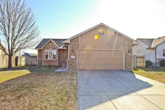933 E Forest Ct., Haysville, KS 67060 (MLS #544945) :: Select Homes - Team Real Estate