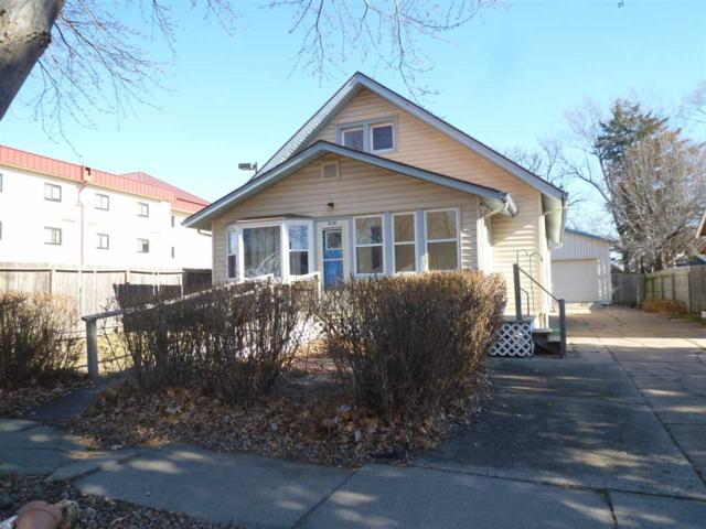 310 N Soward, Winfield, KS 67156 (MLS #544965) :: Wichita Real Estate Connection