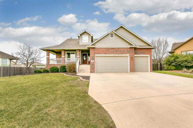 623 N Somerset Ct, Andover, KS 67002 (MLS #544971) :: Select Homes - Team Real Estate