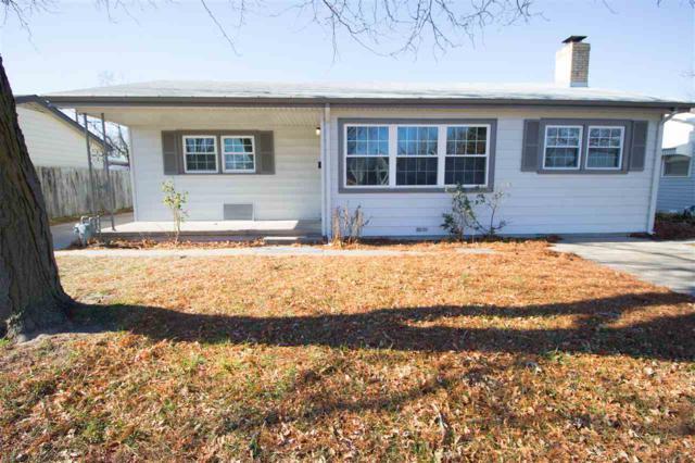 2427 S Osage, Wichita, KS 67217 (MLS #544974) :: Select Homes - Team Real Estate