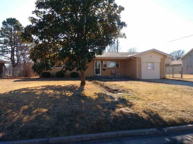 8613 W 9th St. N., Wichita, KS 67212 (MLS #544998) :: On The Move