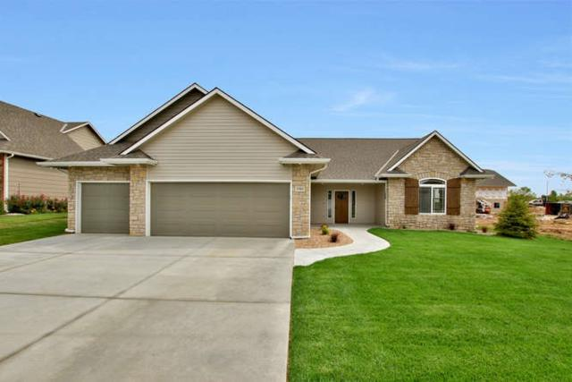 1362 E Lookout Circle, Derby, KS 67037 (MLS #545007) :: Glaves Realty
