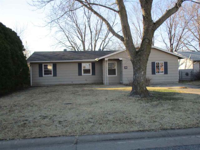626 N Gardner St, Wellington, KS 67152 (MLS #545018) :: Select Homes - Team Real Estate