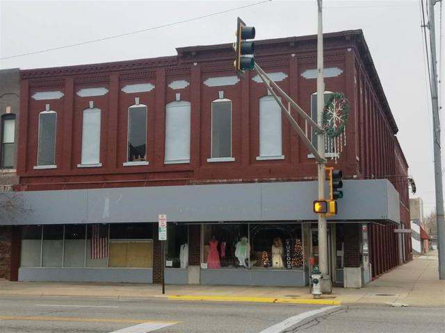 425 N Main St, Newton, KS 67114 (MLS #545189) :: On The Move