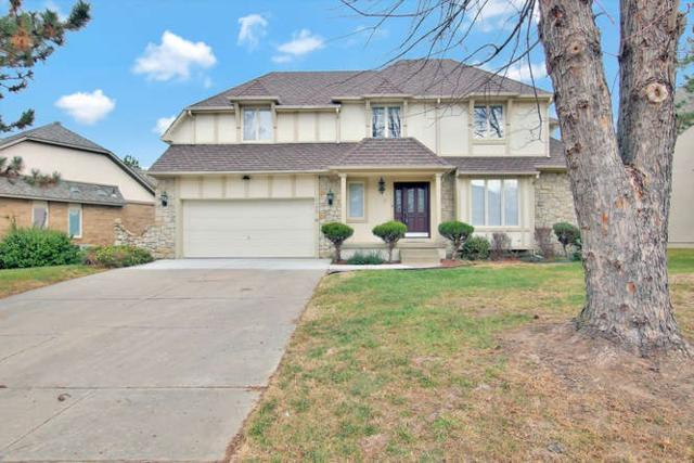 4106 N Tara Cir, Wichita, KS 67226 (MLS #545220) :: On The Move