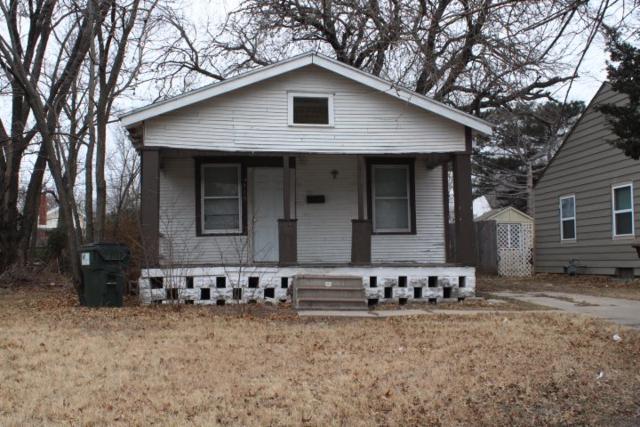 619 N Oliver Ave., Wichita, KS 67208 (MLS #545309) :: Select Homes - Team Real Estate