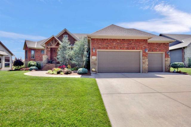 1015 E Lakecrest Dr, Andover, KS 67002 (MLS #545312) :: Select Homes - Team Real Estate