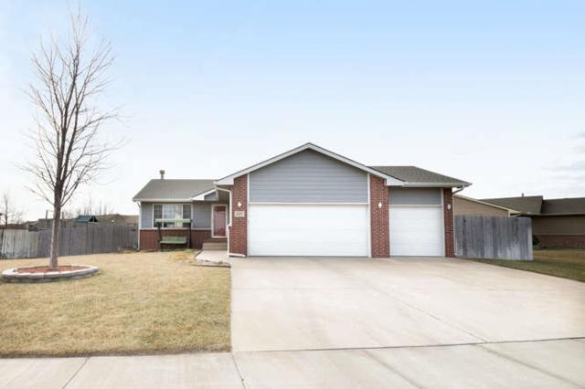 2207 E Saint Andrew St, Goddard, KS 67052 (MLS #545354) :: Select Homes - Team Real Estate