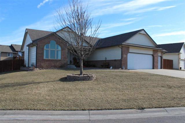 8241 E Old Mill Ct, Wichita, KS 67226 (MLS #545434) :: On The Move