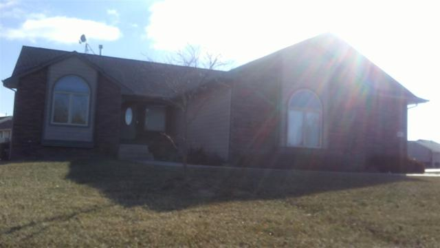 14917 W Sandwedge, Wichita, KS 67235 (MLS #545443) :: On The Move