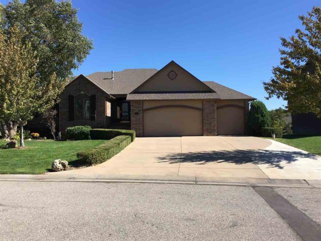 337 S Fairway Circle, Andover, KS 67002 (MLS #545447) :: Select Homes - Team Real Estate