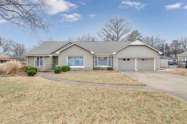 17 E Huntington St, Eastborough, KS 67206 (MLS #545461) :: Better Homes and Gardens Real Estate Alliance